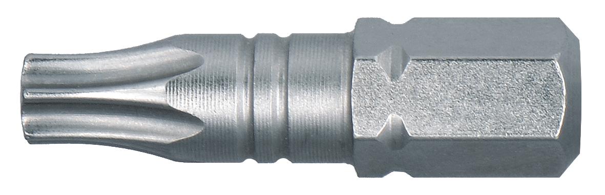 Bit Torx mit Bohrung 1/4 Zoll, 25 mm Image